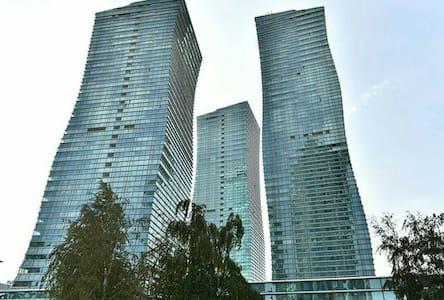 Apartment complex Northern Lights. - Астана