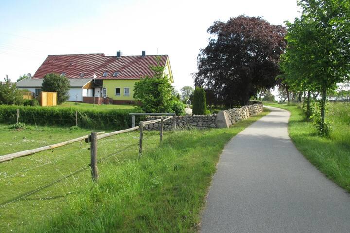 Charming Apartment in Kröpelin with Garden