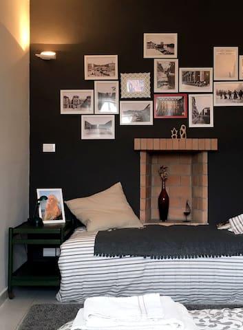 Camera da letto posto singolo