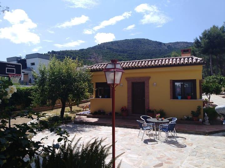 Villa Kanela, casa rural en Alhaurin de Torre.