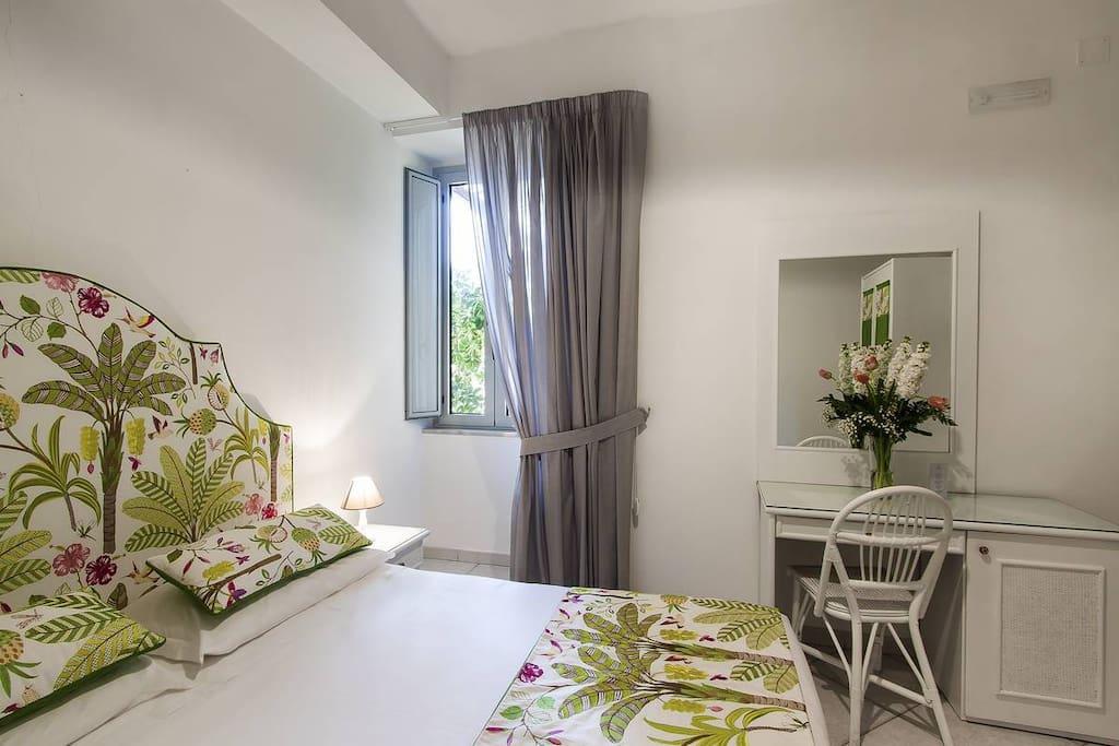 example of comfort double room