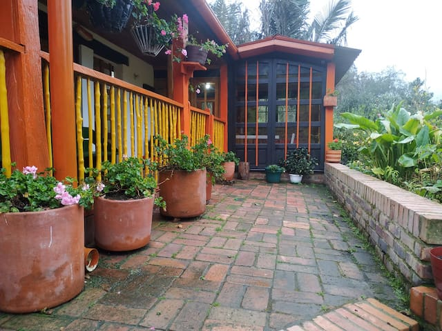 La Orquídea - Casa campestre