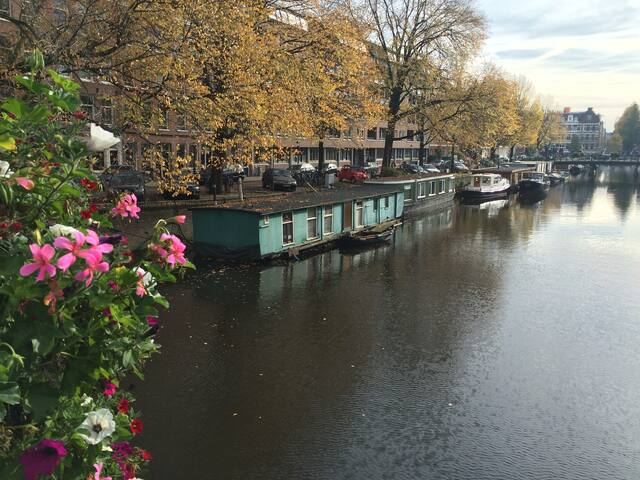 Houseboat Centre - Amsterdam - Boat