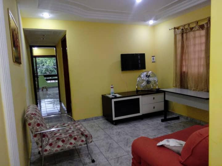 Casa 1°andar estilo Apt Jd Alvorada/SJC