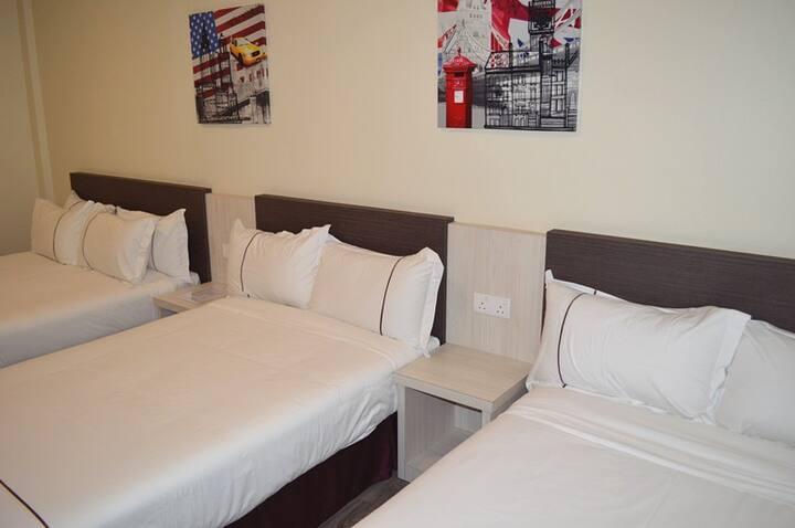 Angsoka Hotel Teluk Intan Family 120