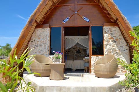 Ecoresort Sumbadream bungalow 2