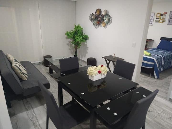 Hermoso apartamento 401, Edificio Frontera Living