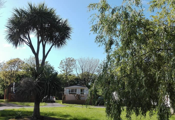 Superior Caravan at 5* Trevella Crantock Newquay - Crantock - Other