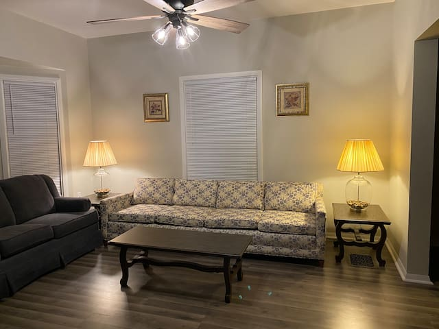 Newly renovated house minutes from downtown