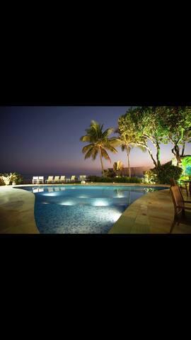 PARAISO PÉ NA AREIA MARESIAS - São Sebastião - House