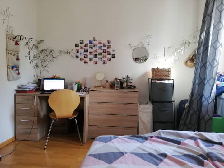 Single room in shared apartment near Bozen center