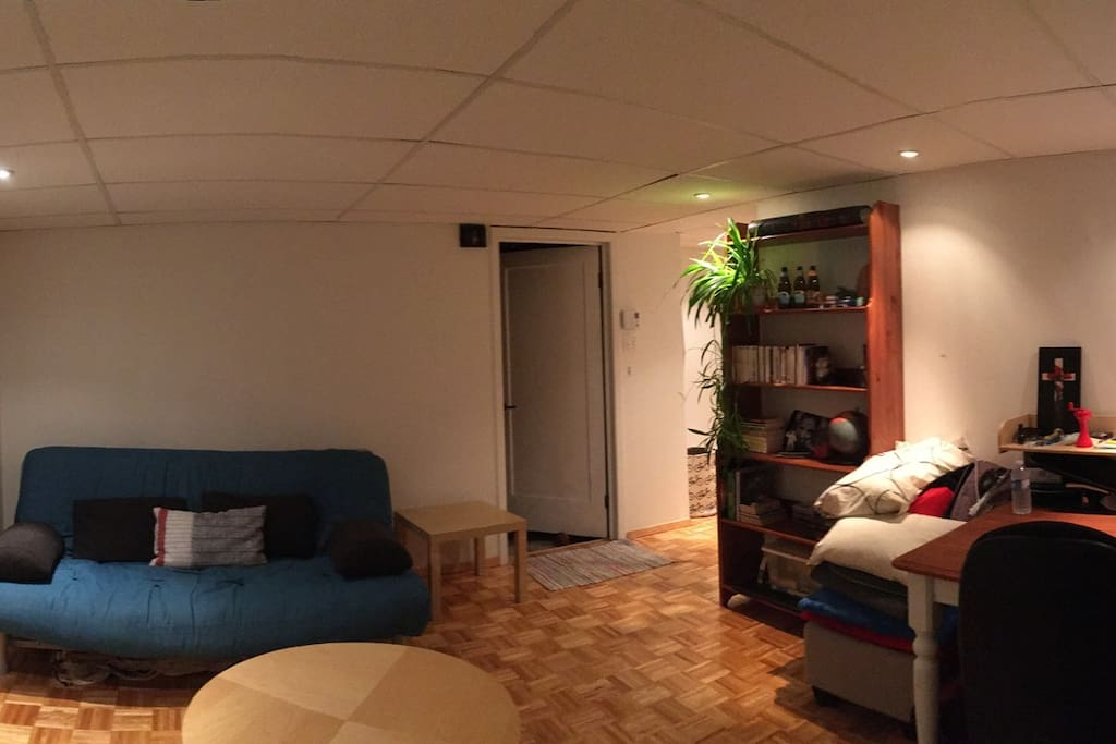 Salon, aire commune / Living Room
