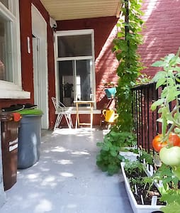 Friendly apartment in Hochelaga! - Appartement
