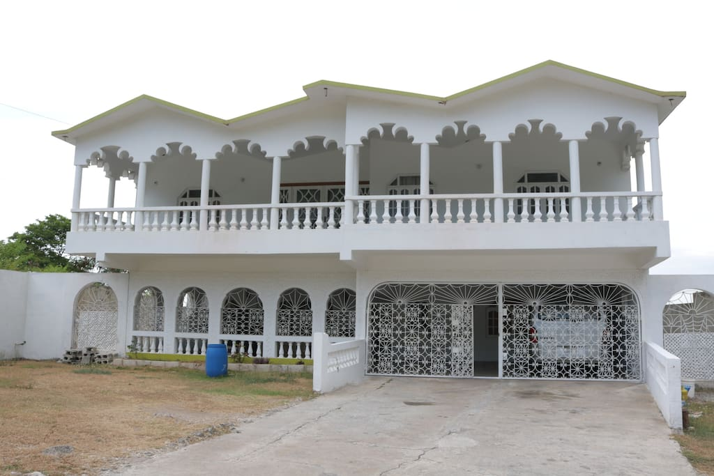 Front view of Property!