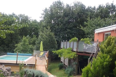 Grande maison familiale  et moderne + piscine