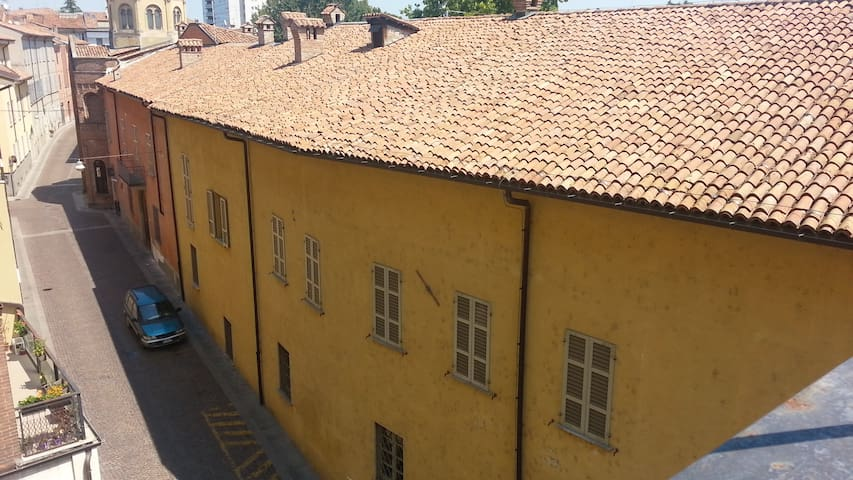 Polimi single room in cozy flat - Piacenza - Lejlighed