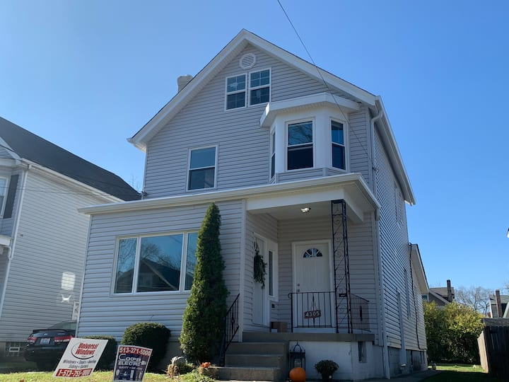 Newly renovated house in the heart of Oakley
