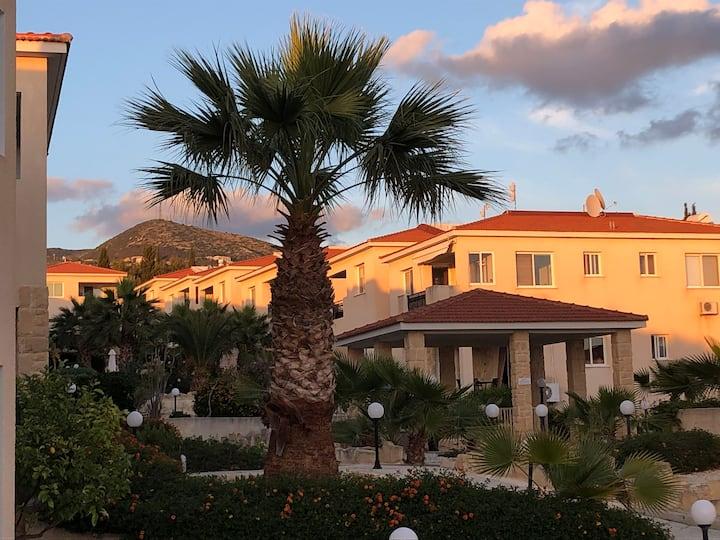 Cyprus - Tala Riviera Apartment