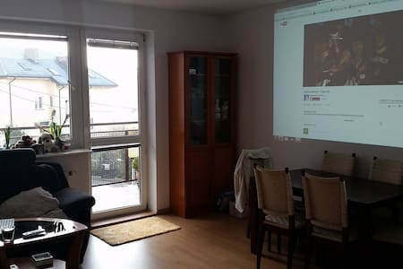 Comfortable housing for up to 3 guests. - Gdynia - Apartemen