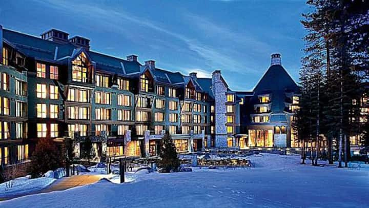 *Lux Holiday* Tahoe Ritz-Carlton Club, Northstar