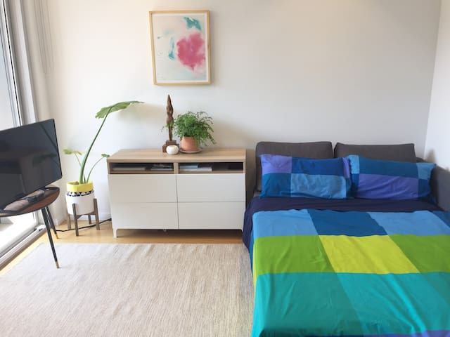 Stylish New Apartment (FREE parking/WiFi) - Highgate - Apartment