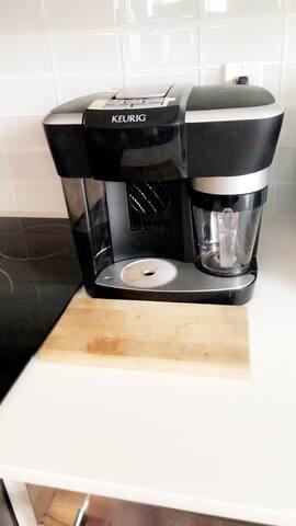 Coffee/Espresso maker