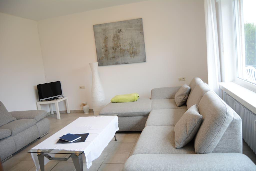 Wohnzimmer Wohnung Schosterliese