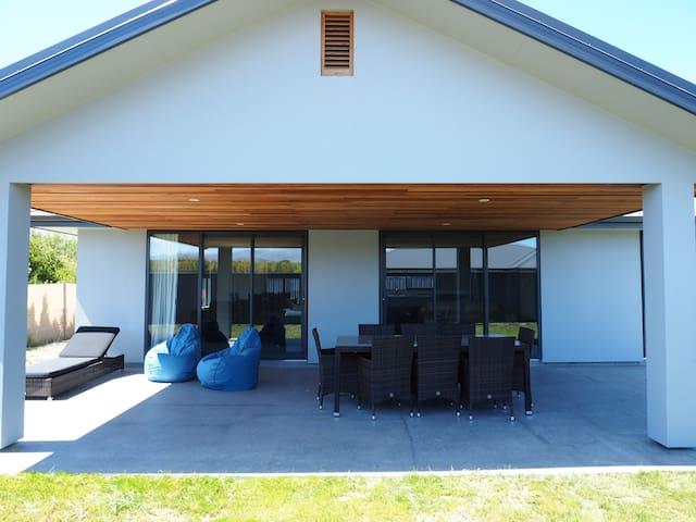 """""""No. 3"""" New 4 bedroom house in Omarama township"""