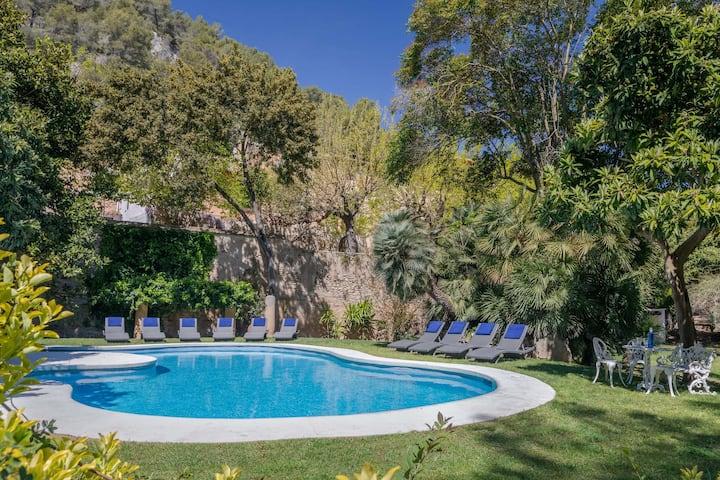Villa Catalina, 靠近海滩的理想居所