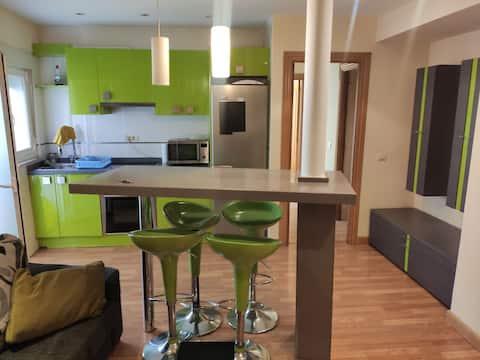 Apartamento céntrico y acogedor