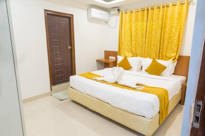 1 Bed Room Bonjour Suits near Hosur Road