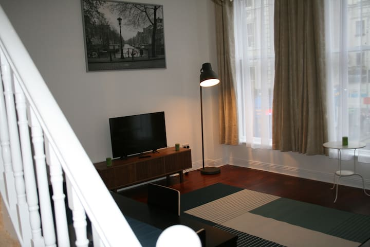 Large Luxury 2 bed heart Temple Bar for 6 persons