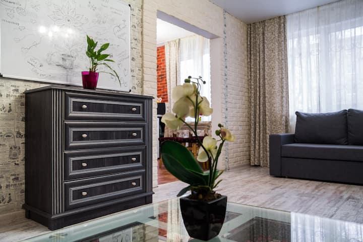 Отличная 2к квартира в центре Чернигов