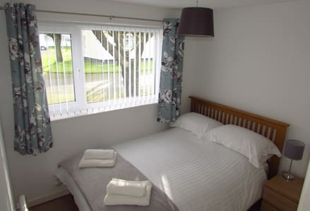Gower Holiday Village Bungalow onsite heated pool