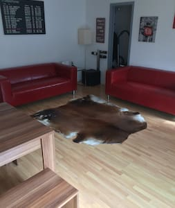 Cool apartment close to Basel - Grenzach-Wyhlen