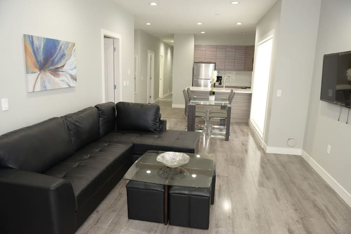 Brand New, Spacious, Fully Furnished Town House - Surrey - Rivitalo