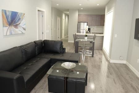 Brand New, Spacious, Fully Furnished Town House - Surrey