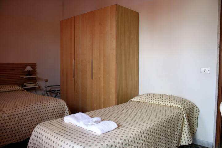Camera doppia/tripla per studenti/lavoratori