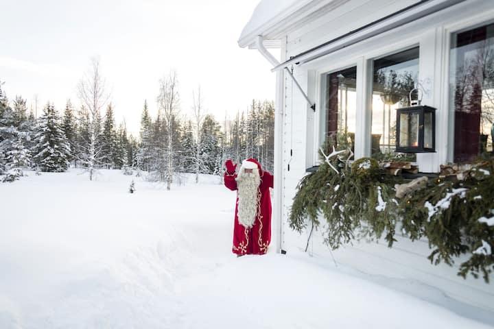 Santa's Secret Home - Room 2