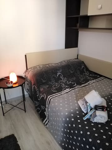 Comfy ministudio with easy acces for rent