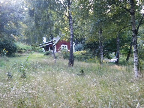 Charming cottage in the south of Sweden