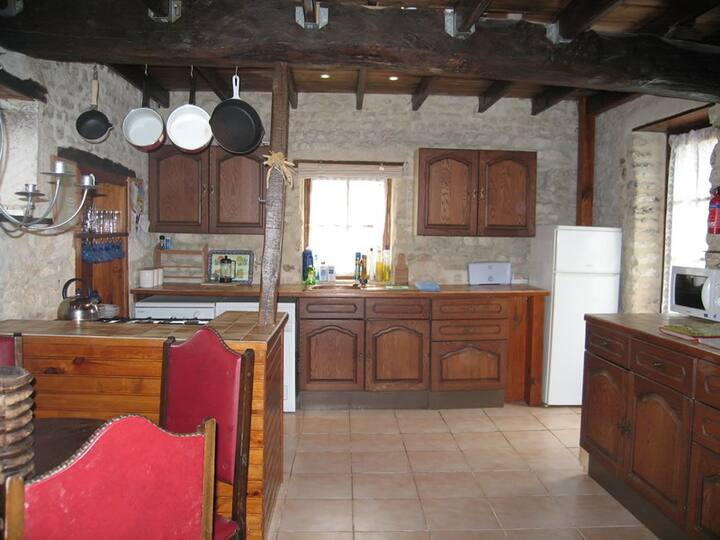 """""""Columbard"""" : Child Friendly Cottages, S/W France"""