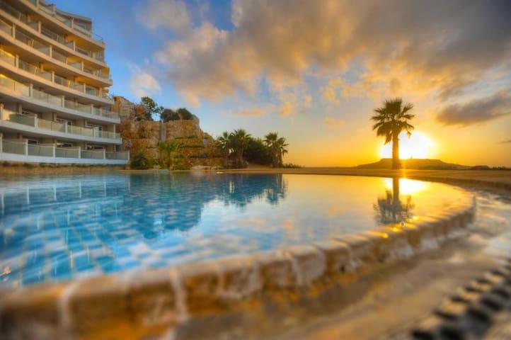 Hal Saghtrija Luxury Apartment - Iż-Żebbuġ - Apartment