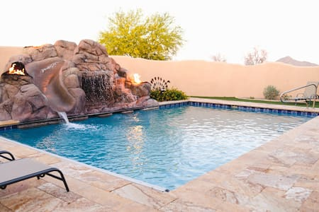 Luxury and Serenity in Southwestern Style - Casa Grande - Casa