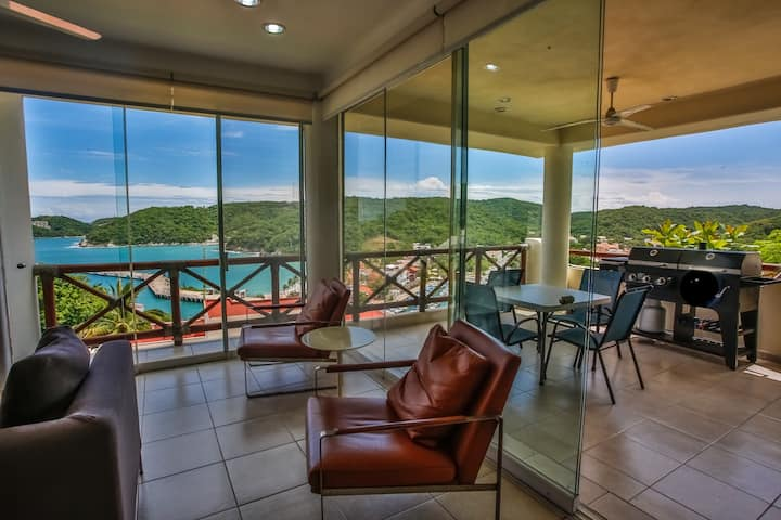 Cruz del Mar Santa Cruz EPIC View! 3 bd Pool J202✧