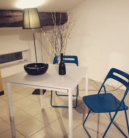 Accogliente mono 45mq in piazza - Montecchio Emilia - Apartmen