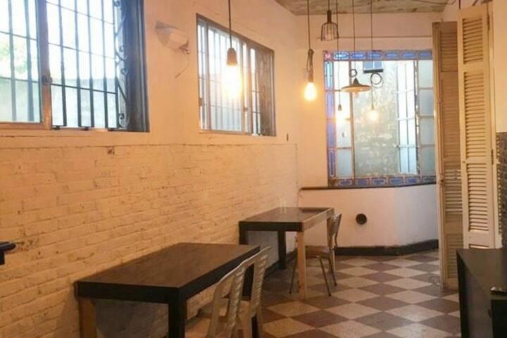 Un lugar para compartir en Buenos Aires