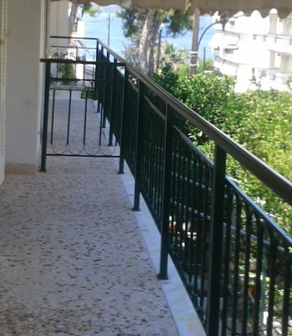 Μπαλκόνι Διαμερίσματος - [The appartment's Balcony]