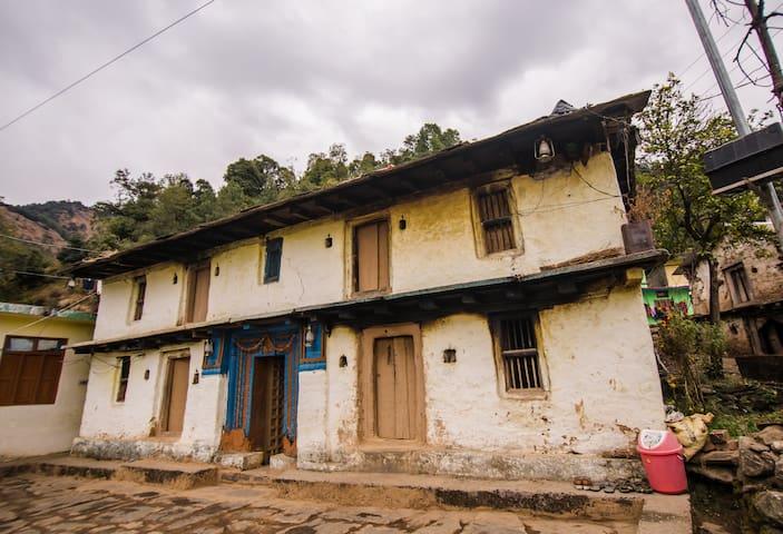 NotOnMap- Akash Ganga Homestay