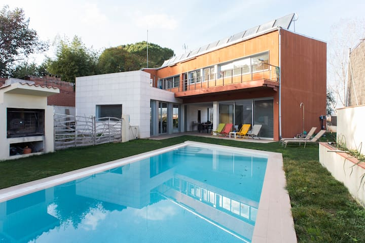 Studio duplex, pool and parking - St Cugat del Vallès